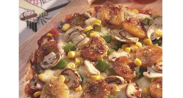 recipe image Pizza Mamma Mia