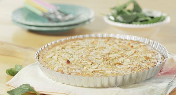 recipe image Quiche de legumes